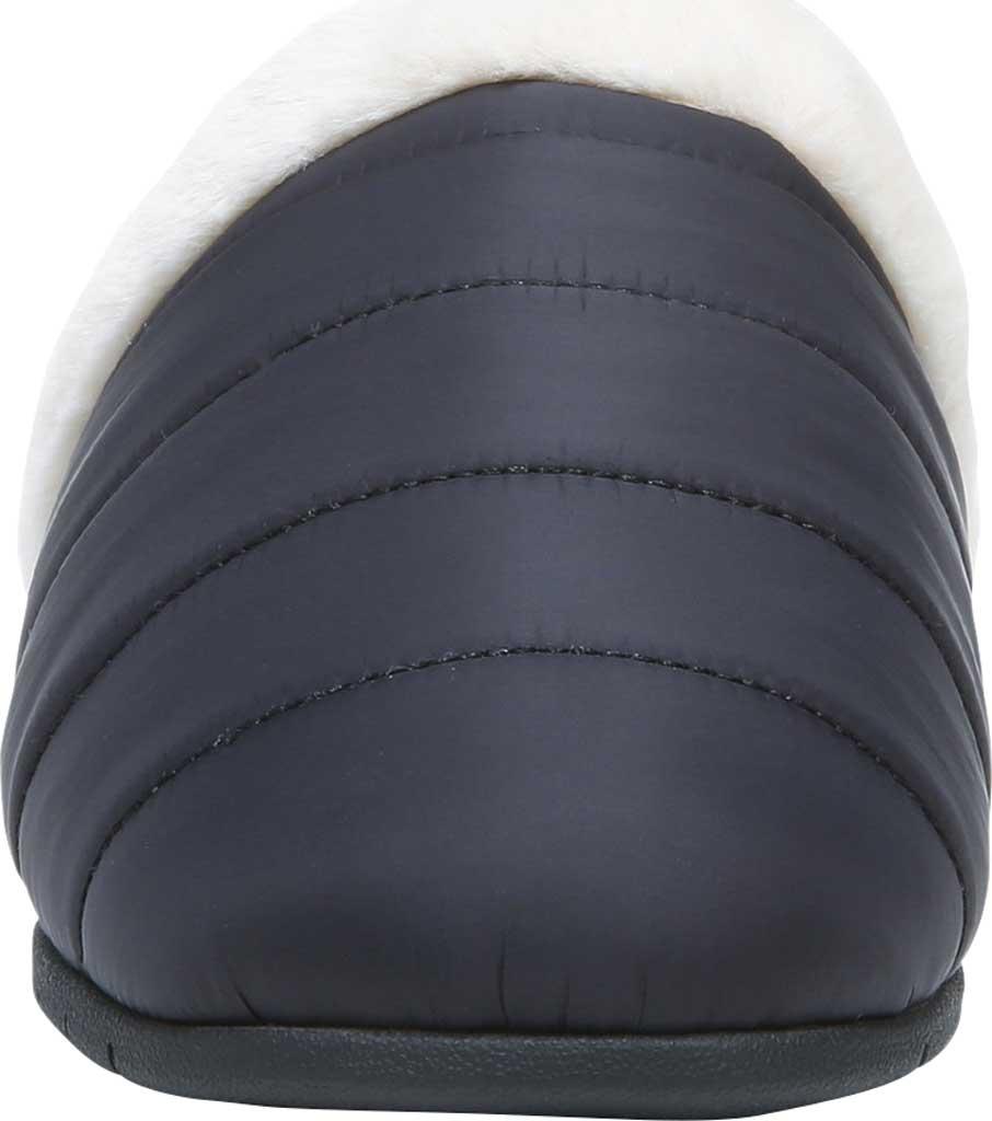 Women's Vionic Josephine Mule Slipper, Black Nylon, large, image 4