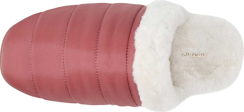 Women's Vionic Josephine Mule Slipper, Dusty Cedar Nylon, large, image 6