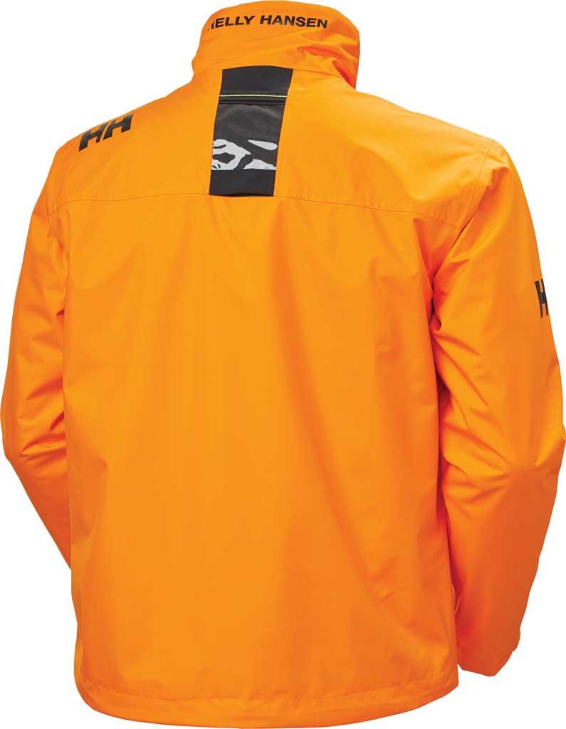 Men's Helly Hansen Crew Midlayer Jacket, Bright White, large, image 2