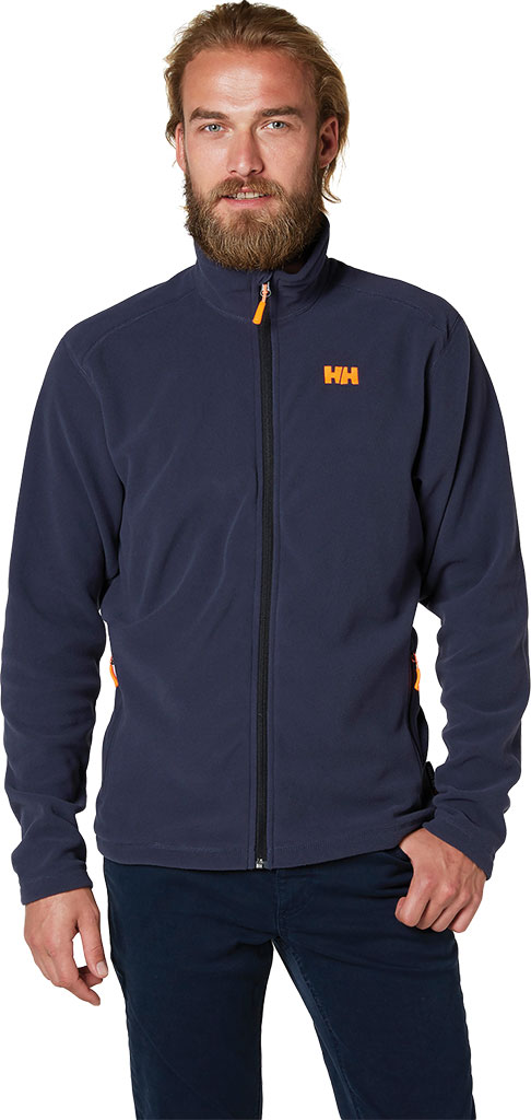 Men's Helly Hansen Daybreaker Fleece Jacket, , large, image 2