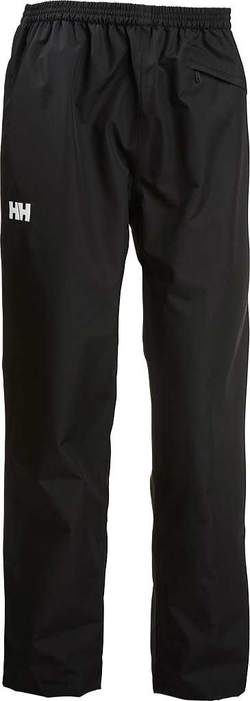 Men's Helly Hansen Dubliner Pant, Black/Black, large, image 1