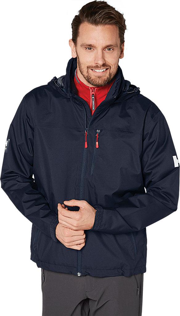 Men's Helly Hansen Crew Hooded Jacket, , large, image 2