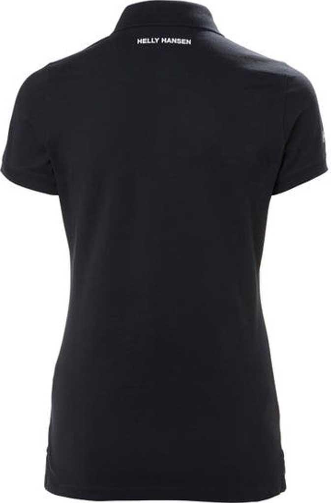 Women's Helly Hansen Crew Pique 2 Polo Shirt, , large, image 2