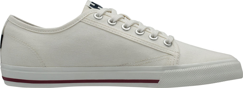 Women's Helly Hansen Fjord Canvas V2 Sneaker 11466, Off White/Beet Red/Navy, large, image 2