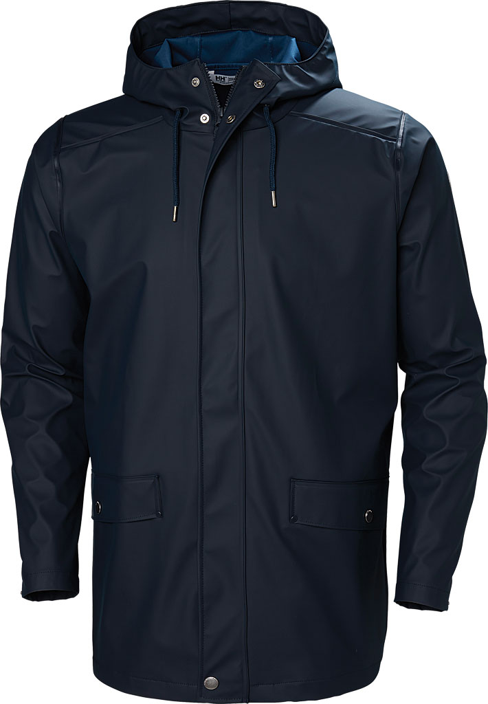 Men's Helly Hansen Moss Rain Coat 53265, , large, image 1