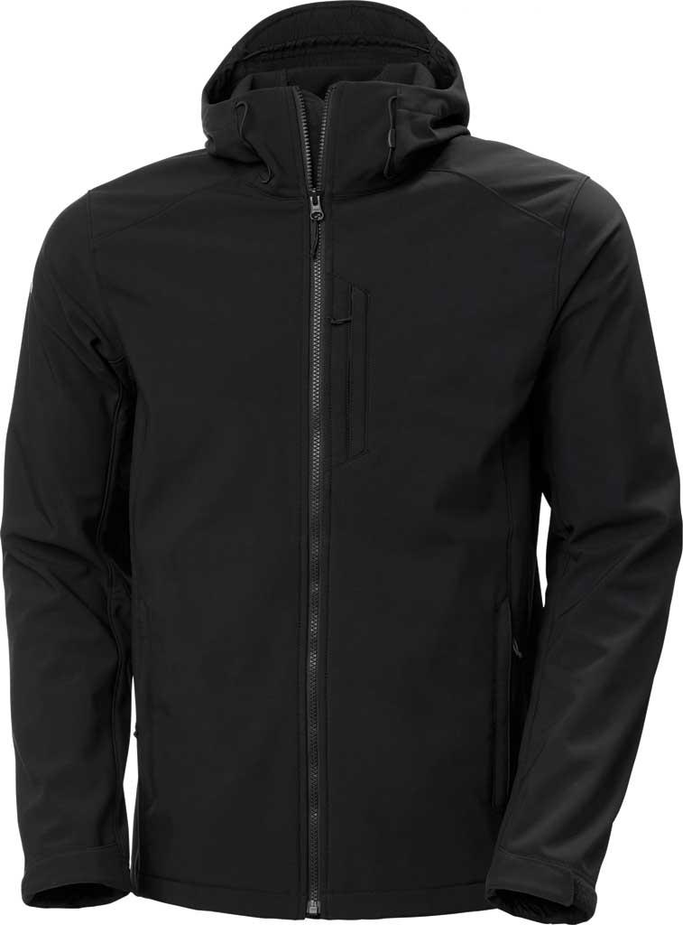 Men's Helly Hansen Paramount Hooded Softshell Jacket, , large, image 1