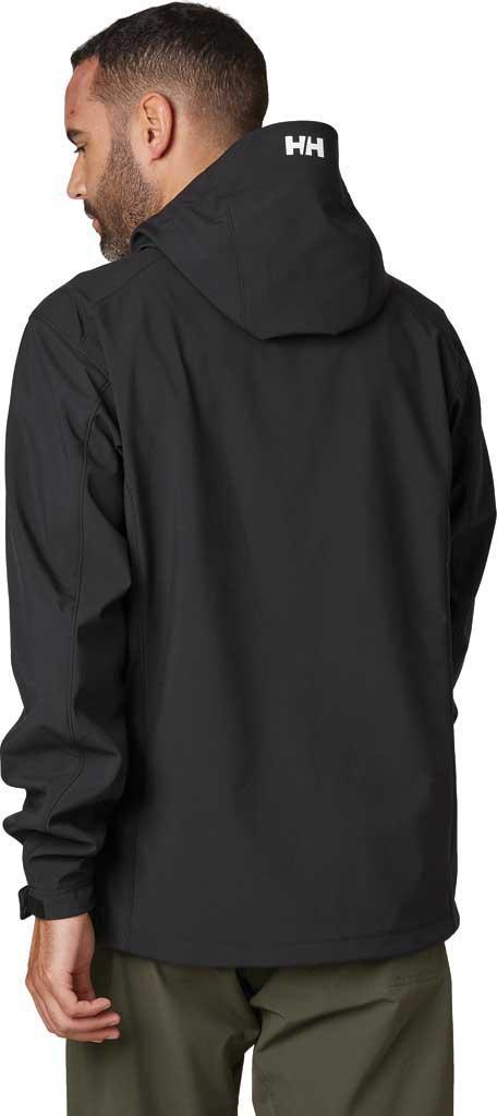 Men's Helly Hansen Paramount Hooded Softshell Jacket, , large, image 4