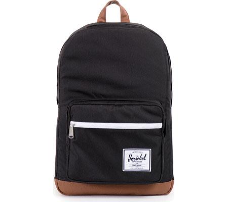 Herschel Supply Co. Pop Quiz Backpack, Black/Tan, large, image 1