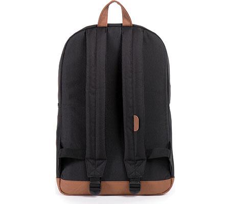 Herschel Supply Co. Pop Quiz Backpack, Black/Tan, large, image 2