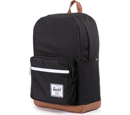 Herschel Supply Co. Pop Quiz Backpack, Black/Tan, large, image 3
