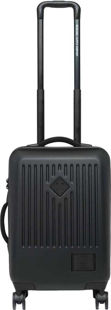 Herschel Supply Co. Trade Small Suitcase II, Black, large, image 1