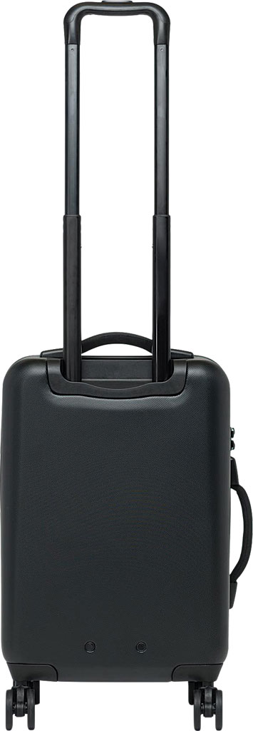 Herschel Supply Co. Trade Small Suitcase II, Black, large, image 2