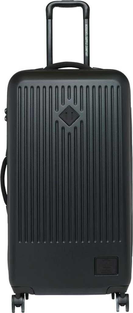 Herschel Supply Co. Trade Large Suitcase III, Black, large, image 1