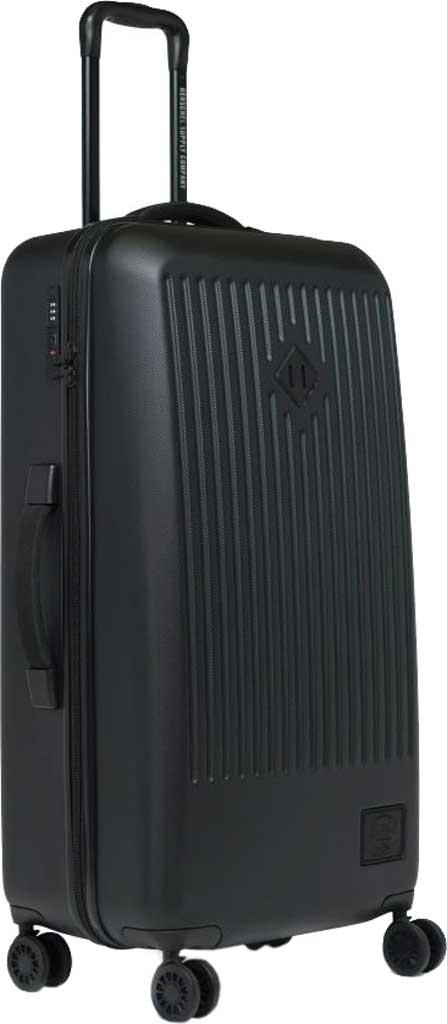 Herschel Supply Co. Trade Large Suitcase III, Black, large, image 3