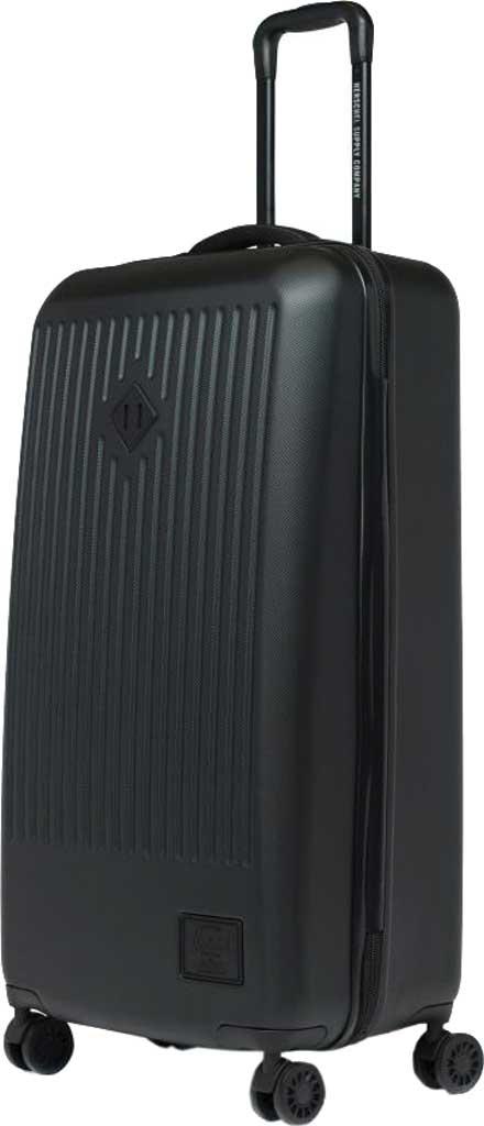 Herschel Supply Co. Trade Large Suitcase III, Black, large, image 4