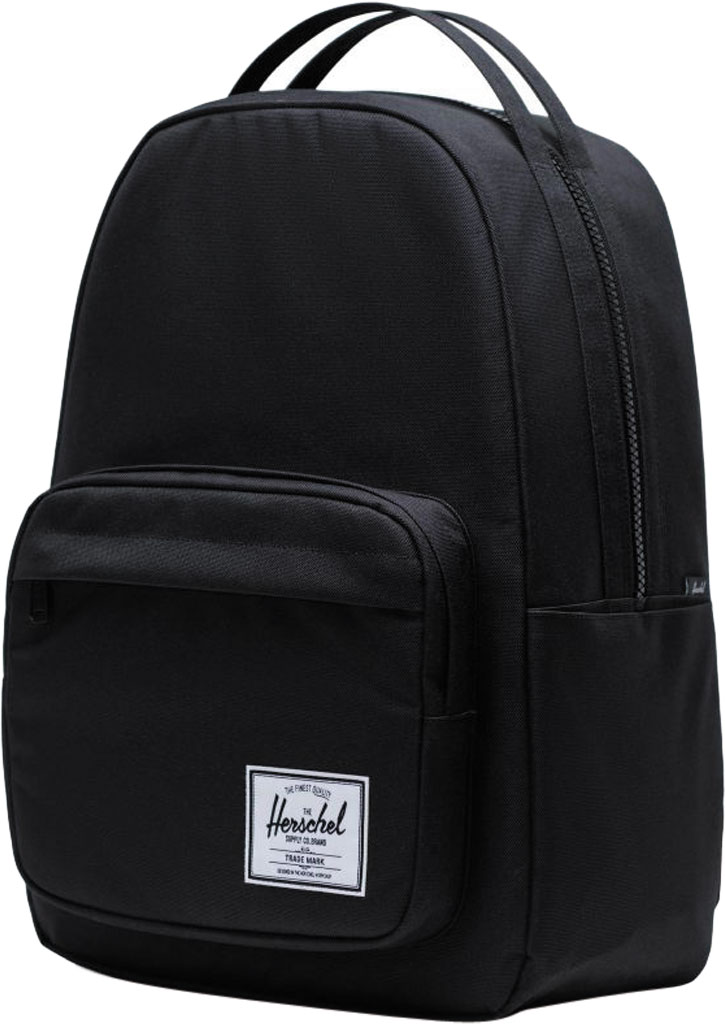 Herschel Supply Co. Miller 600D Poly Backpack, Black, large, image 3