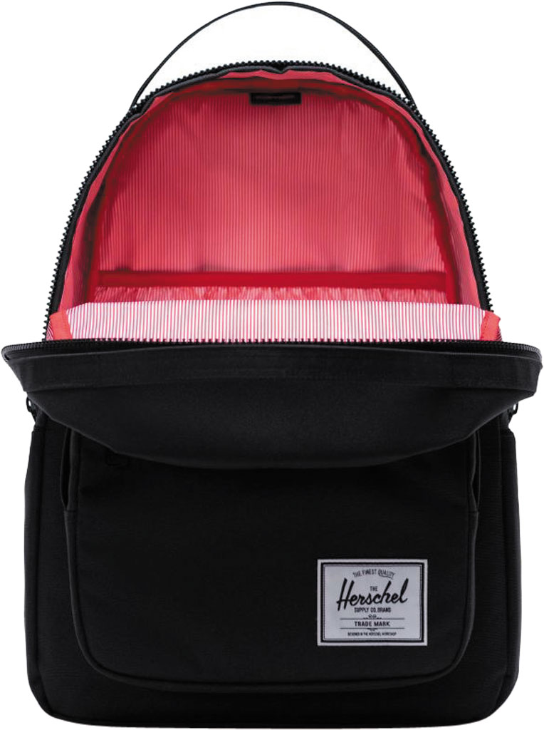 Herschel Supply Co. Miller 600D Poly Backpack, Black, large, image 4