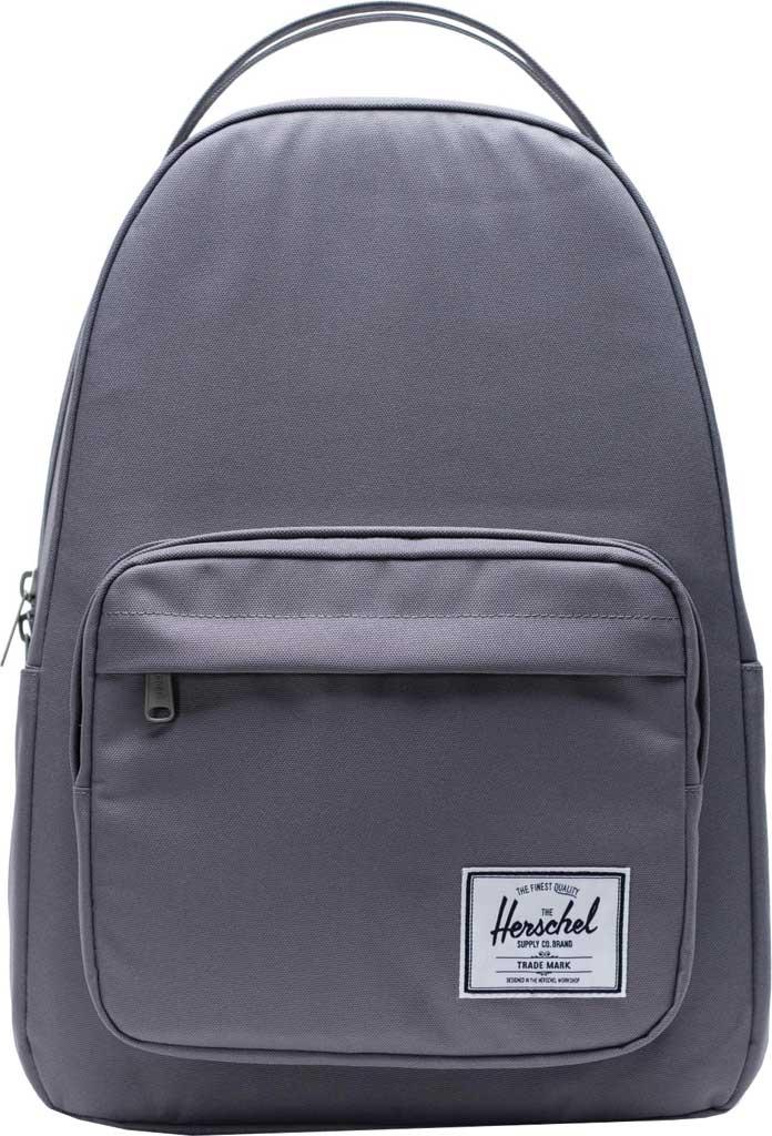 Herschel Supply Co. Miller 600D Poly Backpack, Grey, large, image 1