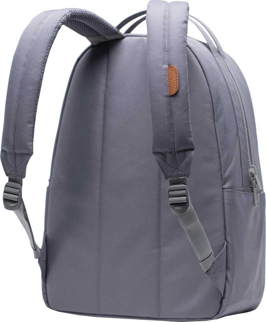 Herschel Supply Co. Miller 600D Poly Backpack, Grey, large, image 2