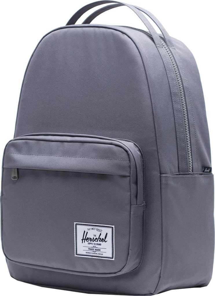 Herschel Supply Co. Miller 600D Poly Backpack, Grey, large, image 3