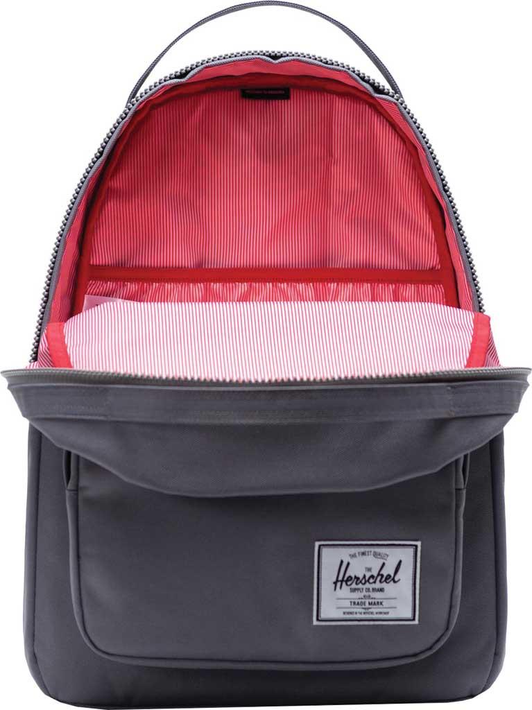 Herschel Supply Co. Miller 600D Poly Backpack, Grey, large, image 4