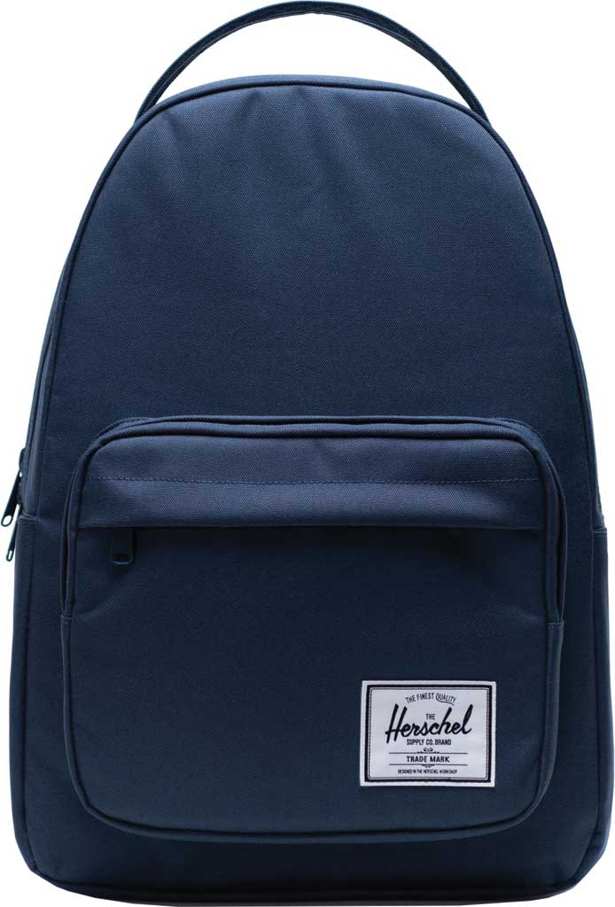 Herschel Supply Co. Miller 600D Poly Backpack, Navy, large, image 1