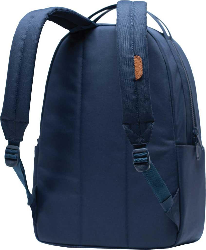 Herschel Supply Co. Miller 600D Poly Backpack, Navy, large, image 2