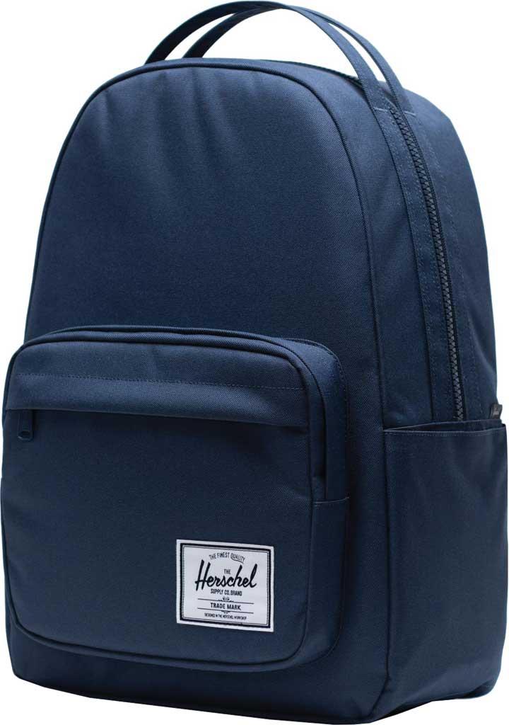 Herschel Supply Co. Miller 600D Poly Backpack, Navy, large, image 3