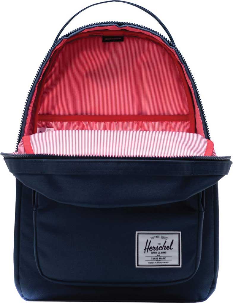 Herschel Supply Co. Miller 600D Poly Backpack, Navy, large, image 4