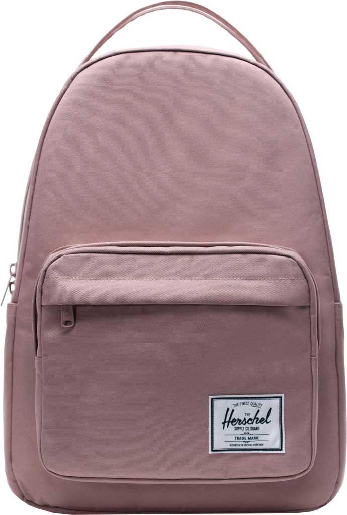 Herschel Supply Co. Miller 600D Poly Backpack, Ash Rose, large, image 1