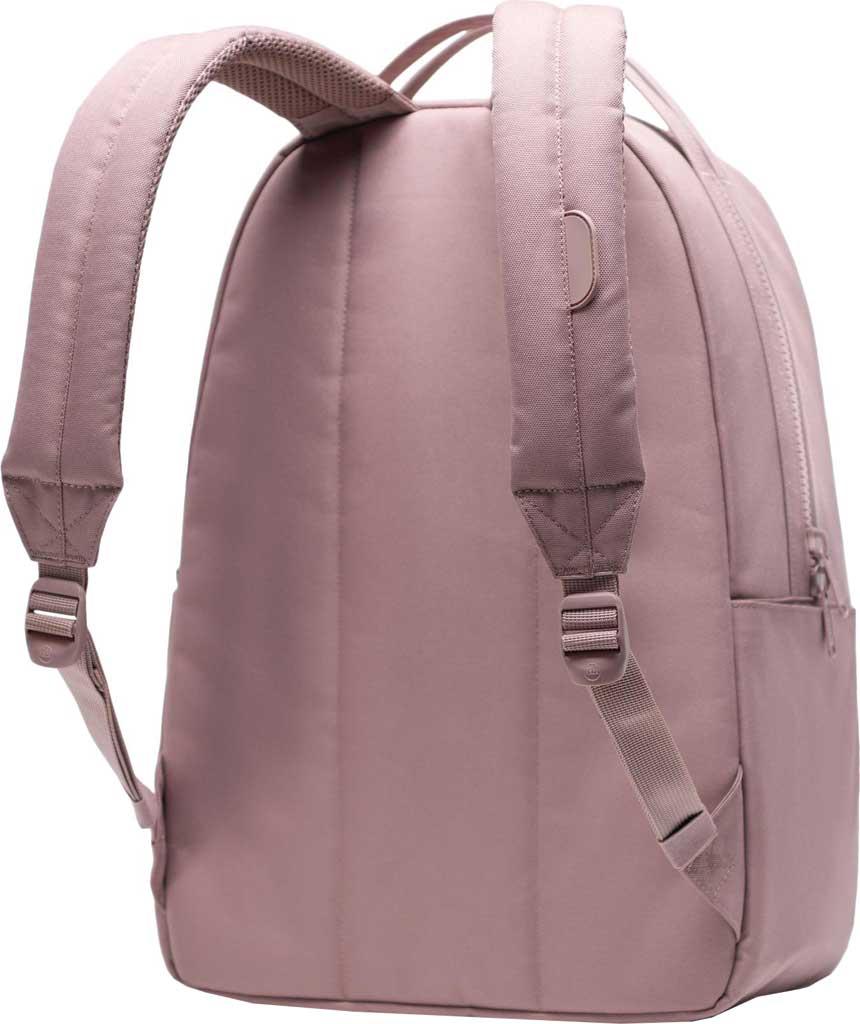 Herschel Supply Co. Miller 600D Poly Backpack, Ash Rose, large, image 2