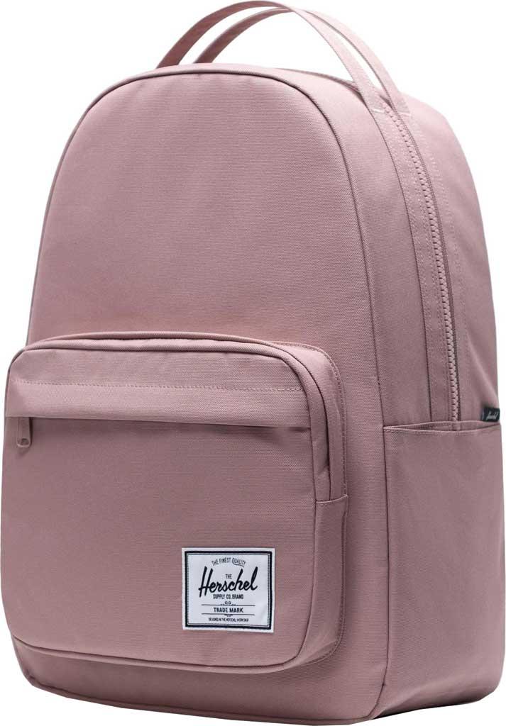 Herschel Supply Co. Miller 600D Poly Backpack, Ash Rose, large, image 3