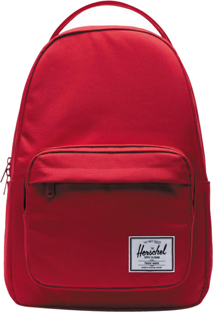 Herschel Supply Co. Miller 600D Poly Backpack, Red, large, image 1