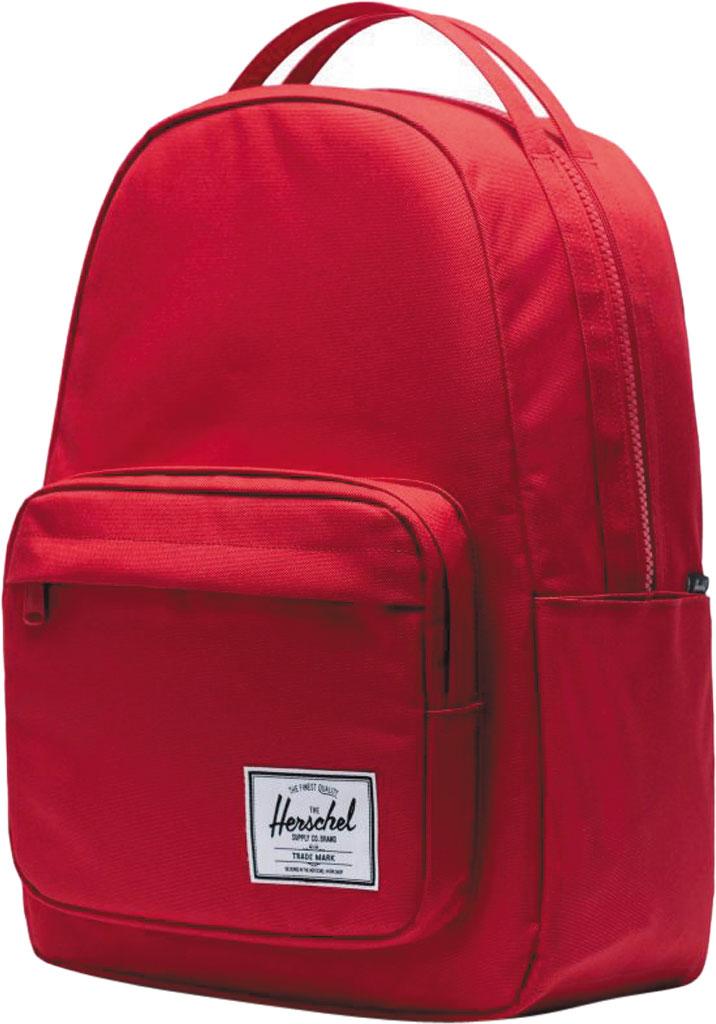 Herschel Supply Co. Miller 600D Poly Backpack, Red, large, image 3