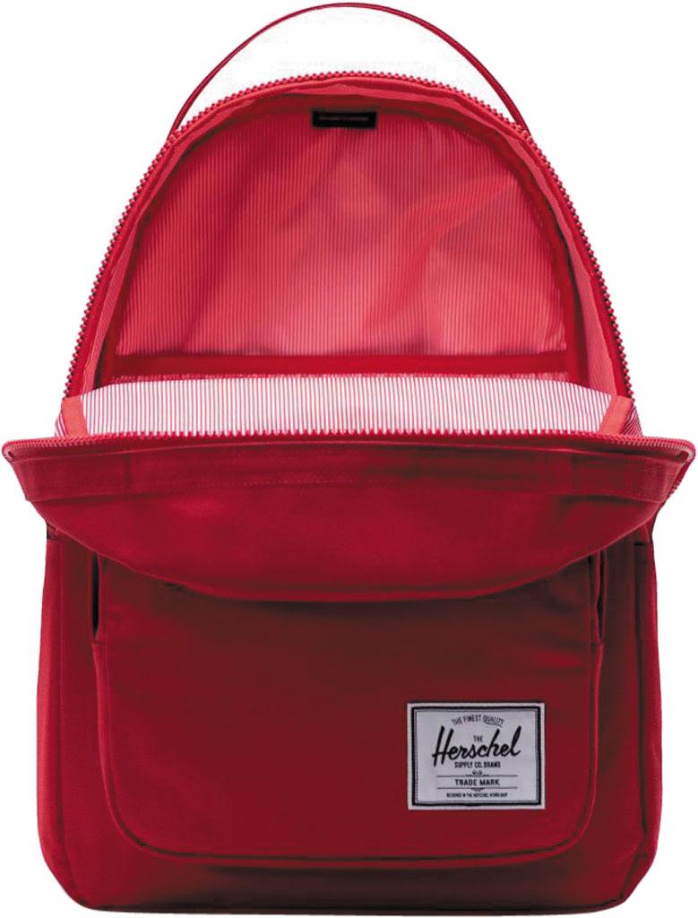 Herschel Supply Co. Miller 600D Poly Backpack, Red, large, image 4