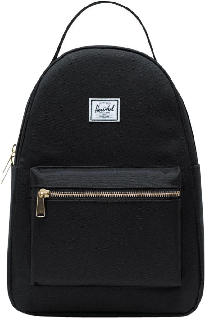 Herschel Supply Co. Nova Small Backpack, Black, large, image 1