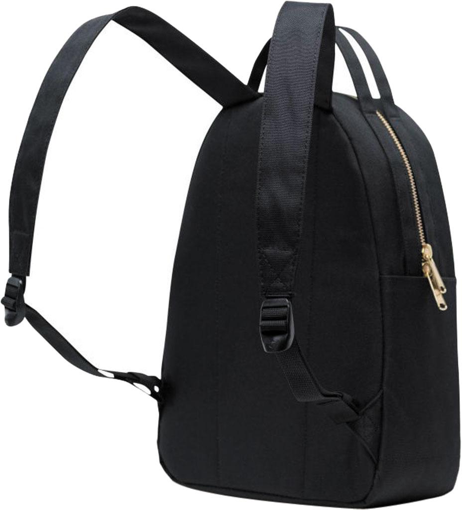Herschel Supply Co. Nova Small Backpack, Black, large, image 2