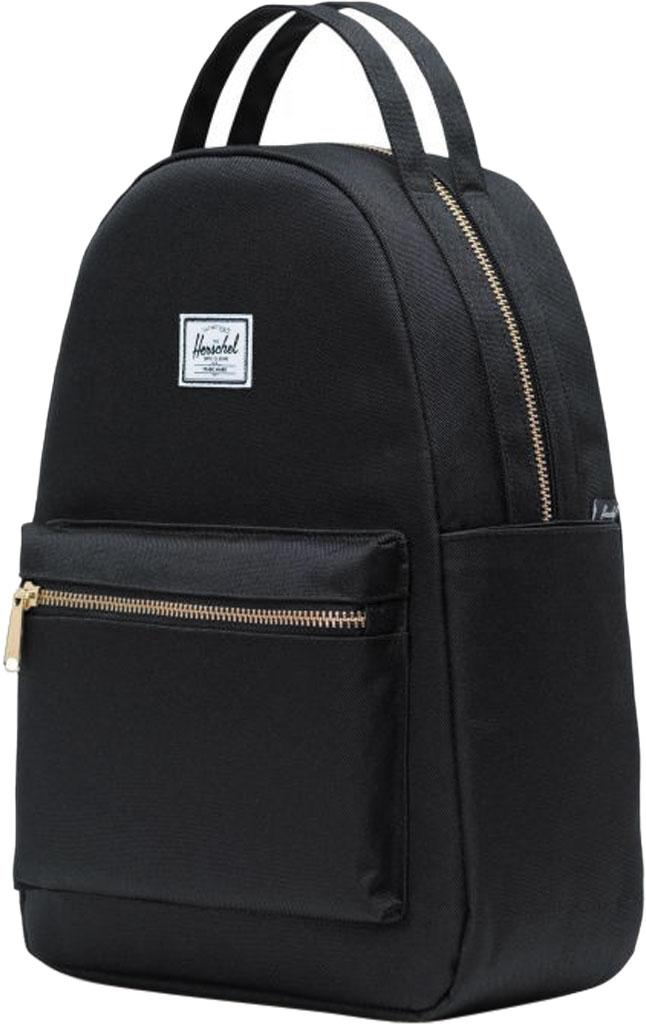 Herschel Supply Co. Nova Small Backpack, Black, large, image 3