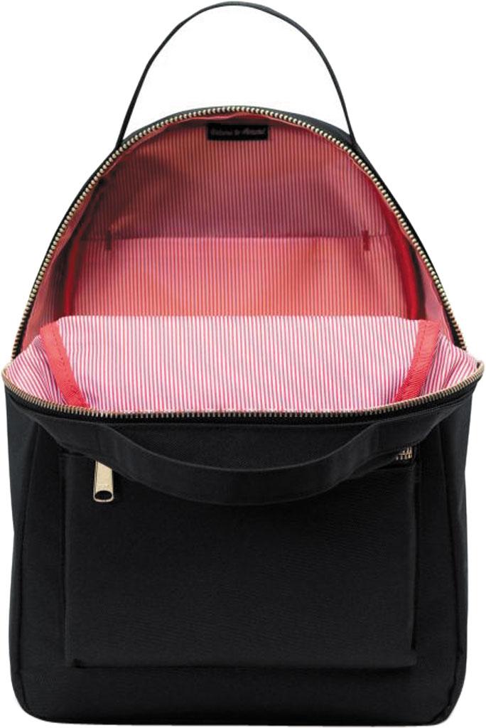 Herschel Supply Co. Nova Small Backpack, Black, large, image 4