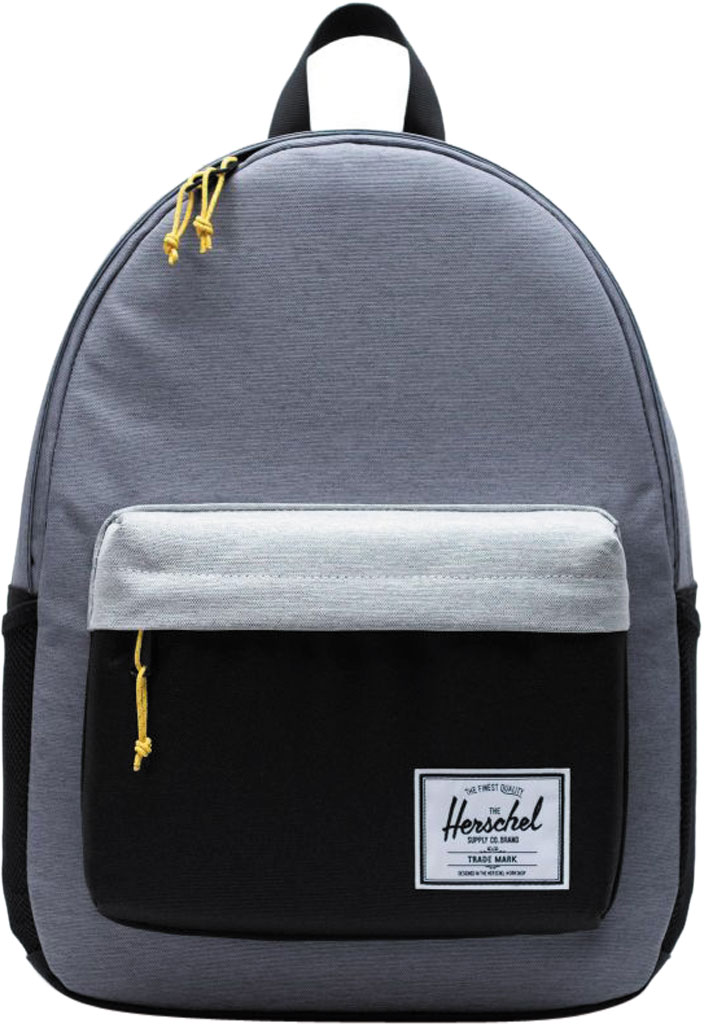 Herschel Supply Co. Athletics Classic XL Backpack, Mid Grey/Light Grey/Black, large, image 1