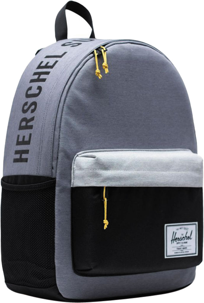 Herschel Supply Co. Athletics Classic XL Backpack, Mid Grey/Light Grey/Black, large, image 3