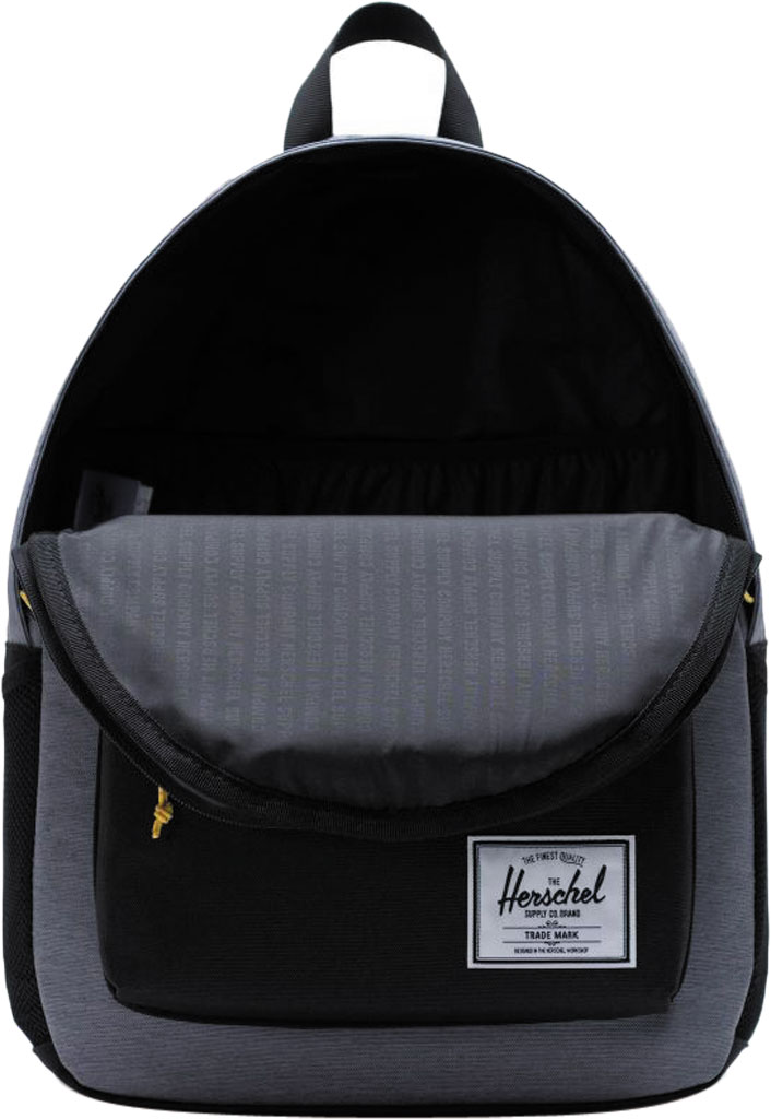 Herschel Supply Co. Athletics Classic XL Backpack, Mid Grey/Light Grey/Black, large, image 4