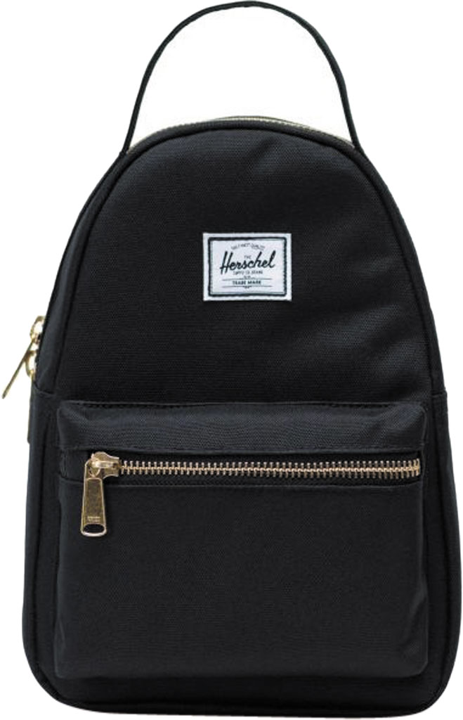 Herschel Supply Co. Nova Mini Backpack, Black, large, image 1