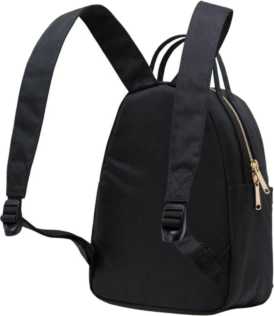 Herschel Supply Co. Nova Mini Backpack, Black, large, image 2