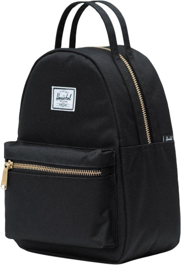 Herschel Supply Co. Nova Mini Backpack, Black, large, image 3