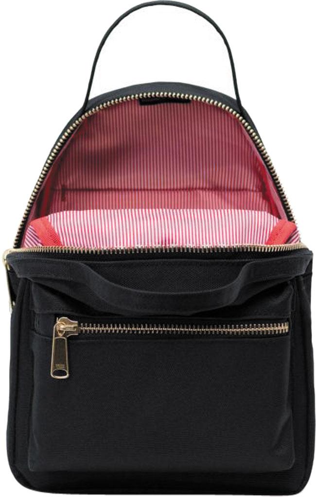 Herschel Supply Co. Nova Mini Backpack, Black, large, image 4