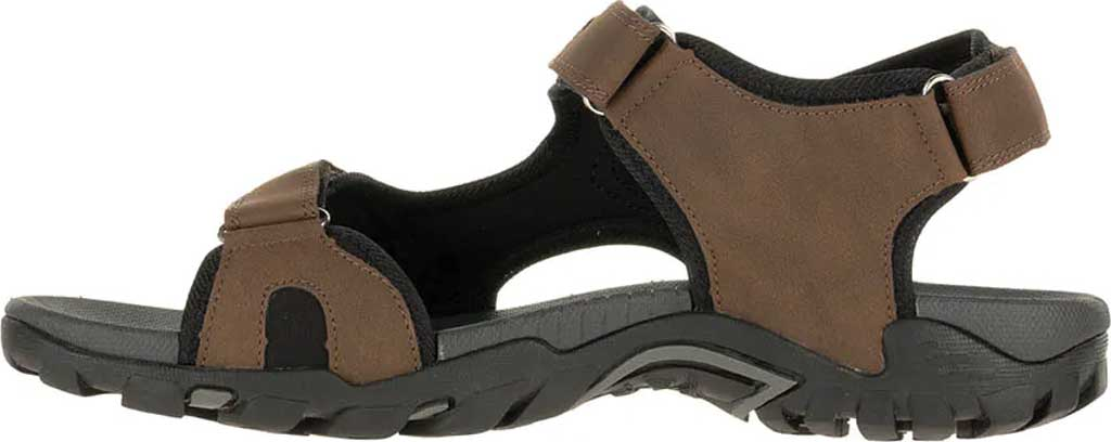 Men's Kamik Milos Active Sandal, Brown, large, image 3