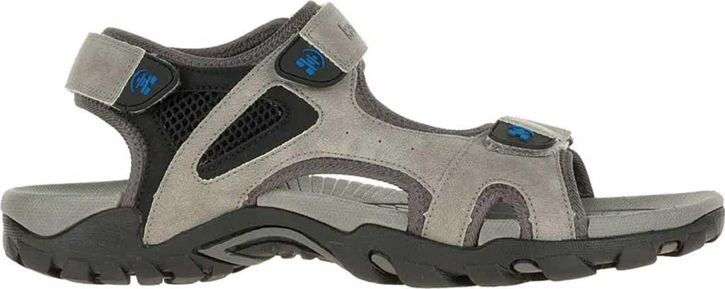 Men's Kamik Milos Active Sandal, Light Grey, large, image 2