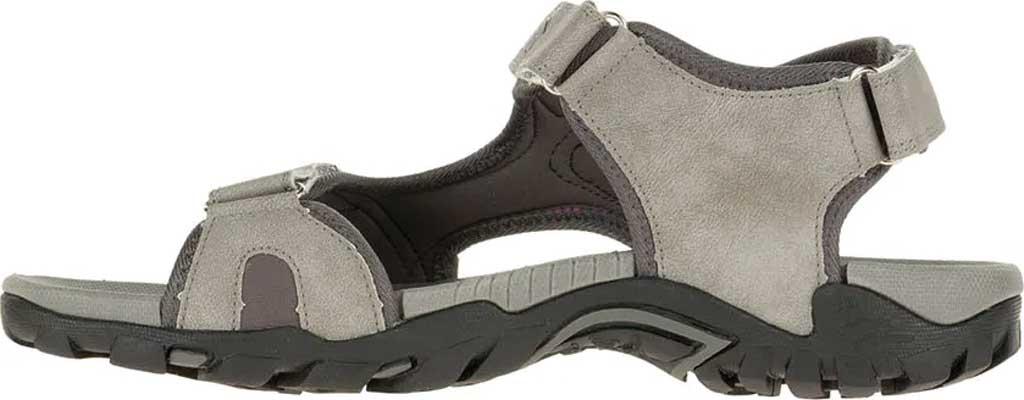 Men's Kamik Milos Active Sandal, Light Grey, large, image 3