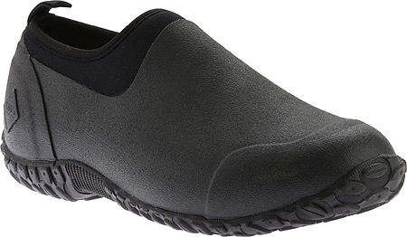 Men's Muck Boots Muckster II Low Slip-On, Black, large, image 1